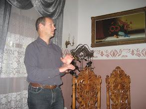 Photo: Jaak Jaagus (TÜ geograafia dotsent)