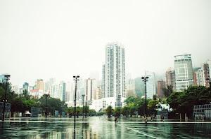 Victoria Park in Hong Kong