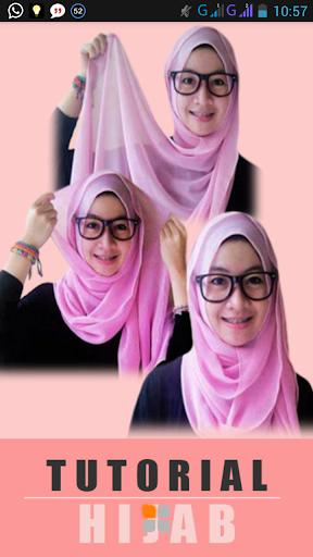Tutorial Hijab Cantik