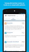 Screenshot of Burgernet
