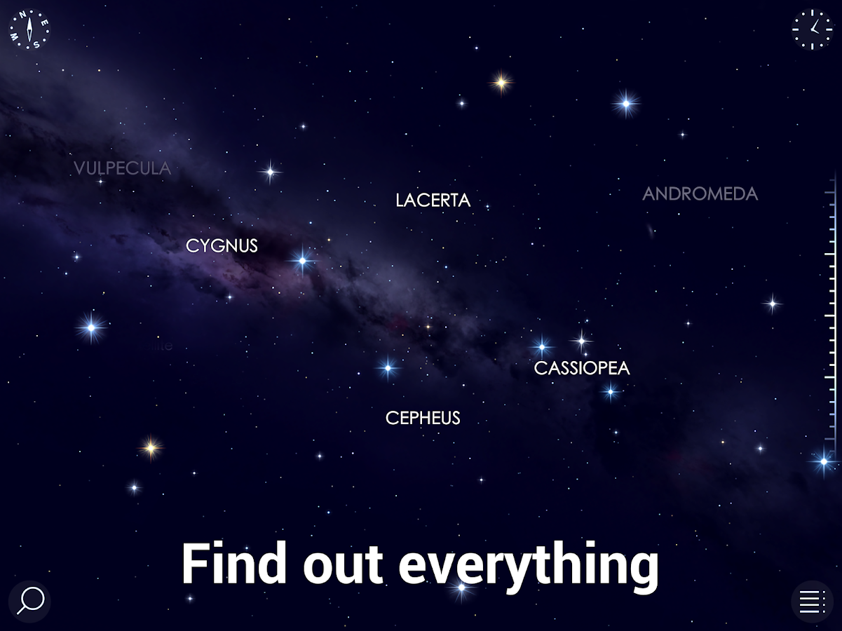 Star Walk 2 Free - Identify Stars in the Sky Map- screenshot