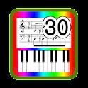 Czerny 30 icon
