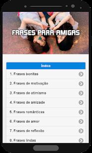 Frases Para Amigas - náhled