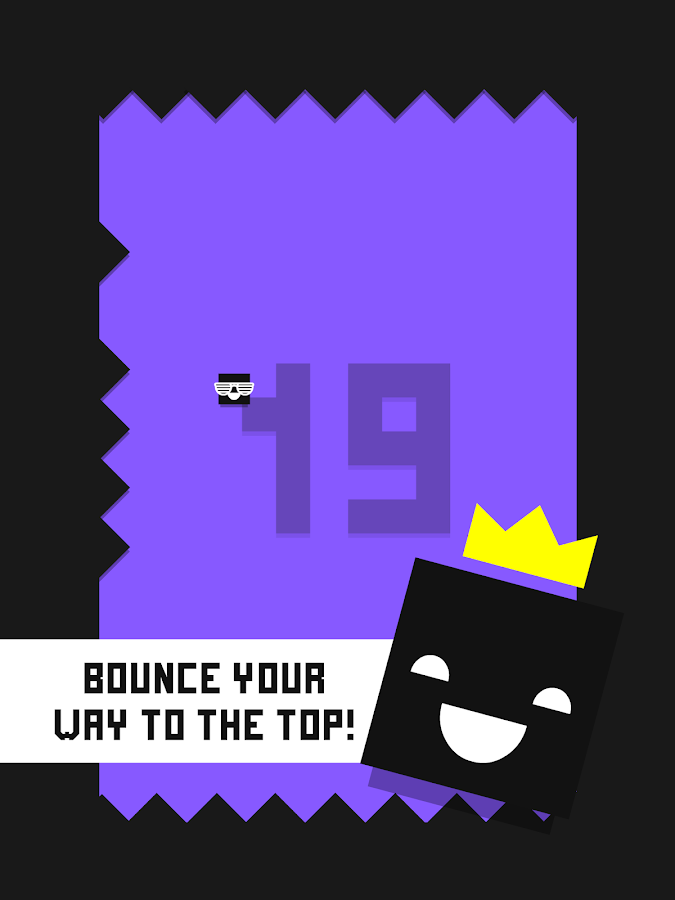 Bouncy Bit - Hat Quest - screenshot