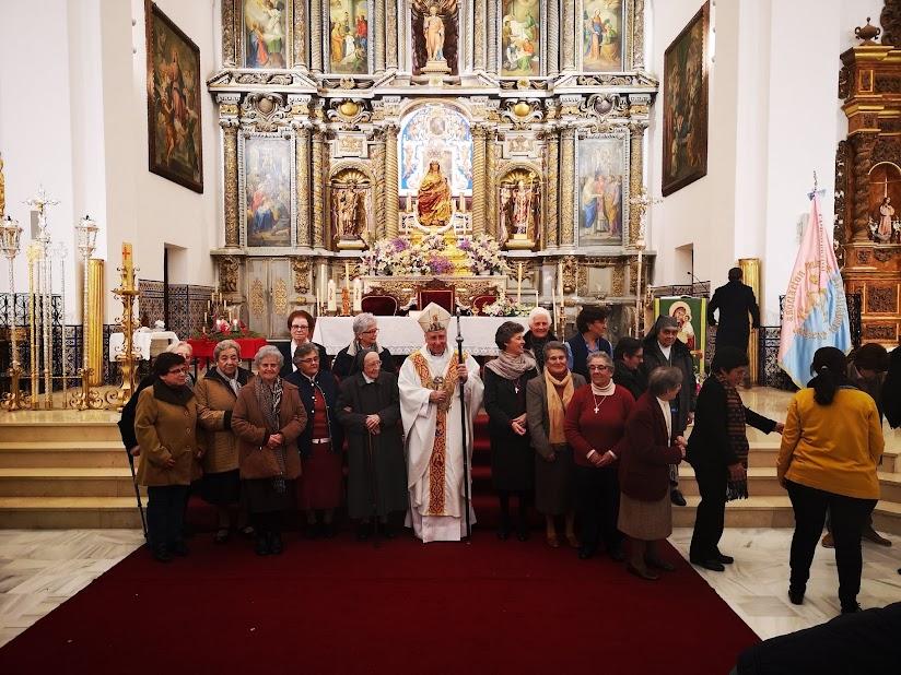 Clausura del 125 aniversario de la llegada de las Salesiana a Valverde del Camino