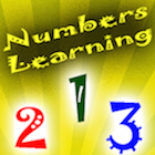 Number Learning Games For Kids icon