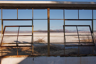 Photo: Who opened the window? February 2009