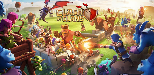 Clash of Clans Mod Apk 13.369.4 (Unlimited money)