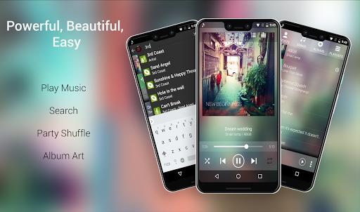 Audio & Music Player screenshot 1