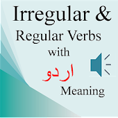 Irregular & Regular Verbs Urdu