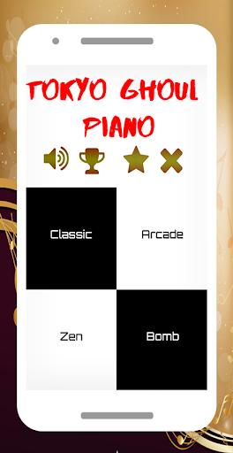 Piano Tiles For Tokyo Ghoul 3.0 screenshots 1
