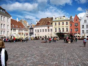 Photo: Central market - Old Tallinn