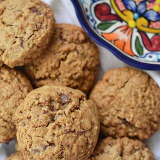 Fat Mexican Reindeer Oatmeal Cookies