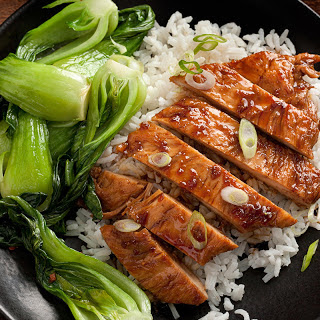 Teriyaki Chicken Side Dishes Recipes