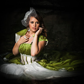 Trash the Dress by Dwayne Pippin - People Portraits of Women