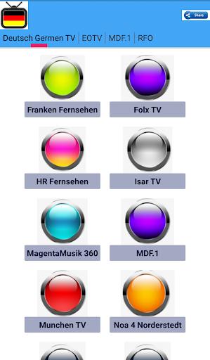 Deutsch Live IPTV 1.1.0 screenshots 3