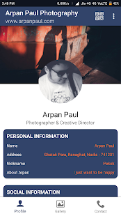Arpan Paul Photography- screenshot thumbnail