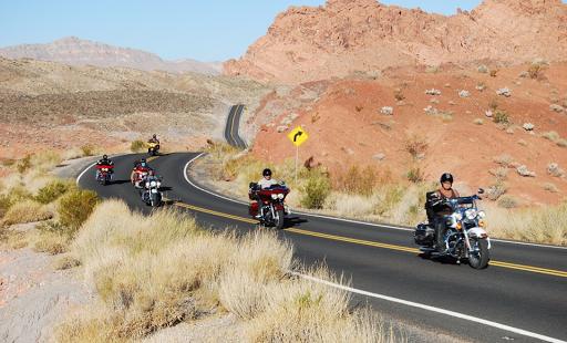 Le meilleur des usa en Harley Davidson