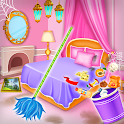 Princess house cleaning adventure - Repair & Fix icon