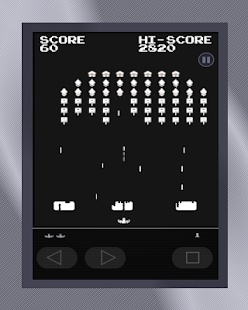 Vector Invaders: Space Shooter - náhled
