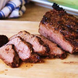 Grilled Tri Tip Steak.