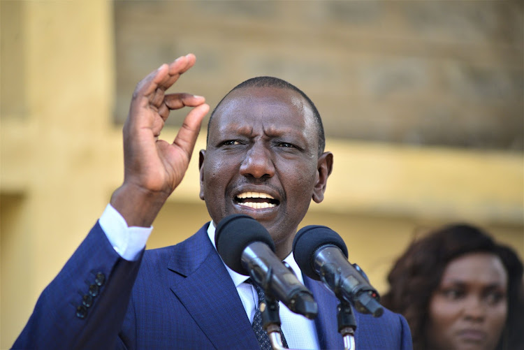 Image result for DP RUTO