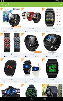Geek - Smarter Shopping APK screenshot thumbnail 6