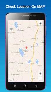 Live Map Caller Locator - náhled