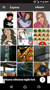 InstaSquare screenshot