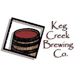 Logo for Keg Creek Brewing Co.