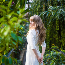 Wedding photographer Mariya Yaskova (id162392334). Photo of 15.04.2018