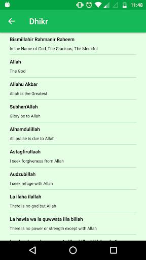 Short Surahs & Dhikr(Zikr) - Apps on Google Play