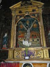Photo: Un des deux Christ en Y d'Espagne