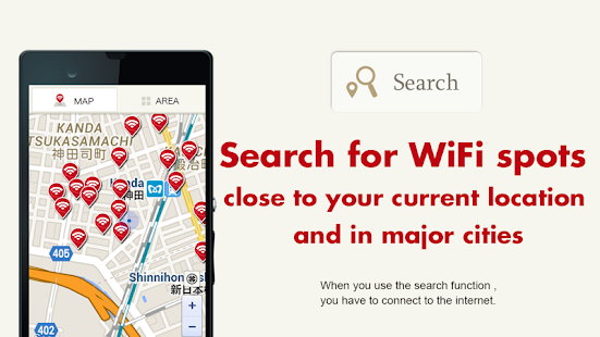 Japan Connected-free Wi-Fi- screenshot thumbnail