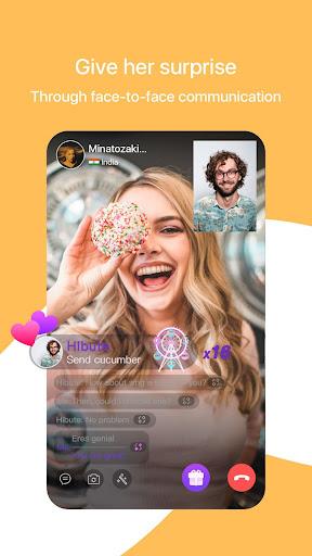 HoneyCam Chat screenshot 3