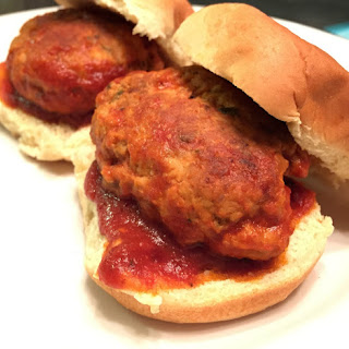 Pork Meatball Sliders