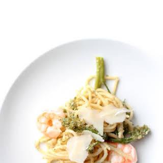 One Pot Creamy Pasta with Broccolini.