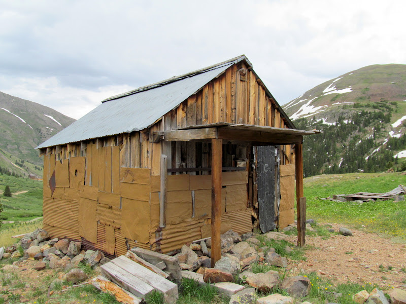 Photo: California Gulch cabin