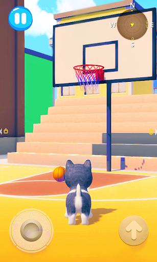 Talking Husky Dog apkdebit screenshots 2