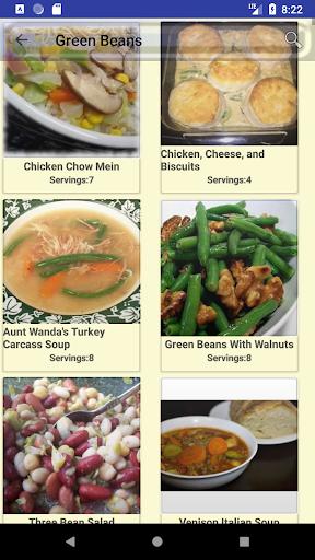 Green Bean Recipes 4.0.2 screenshots 2