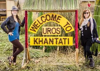 Tour isla uros [ khantati ]