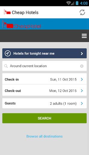 安いホテル - ホテル検索