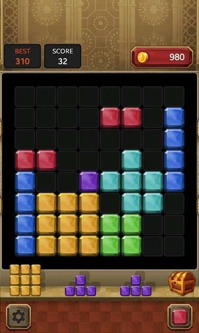 #4. Block Quest : Jewel Puzzle (Android)