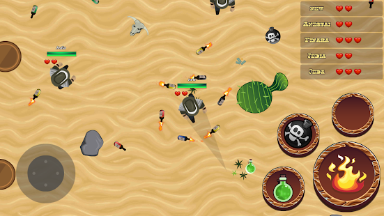 Battle West Screenshot