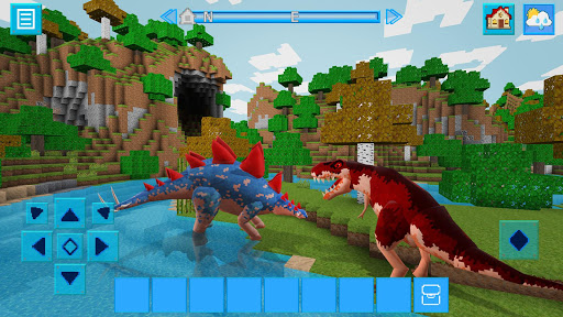 DinoCraft Survive & Craft Pocket Edition  screenshots 9