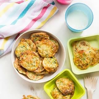 Zucchini Bites Egg Recipes
