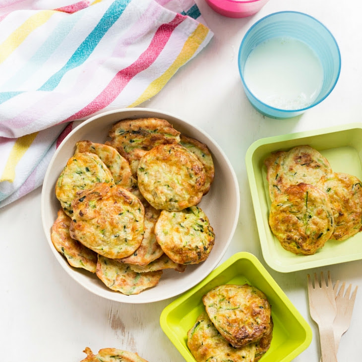 Zucchini Bites Recipe