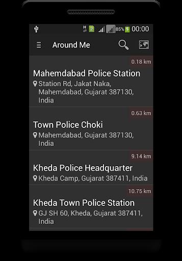 Locate Police