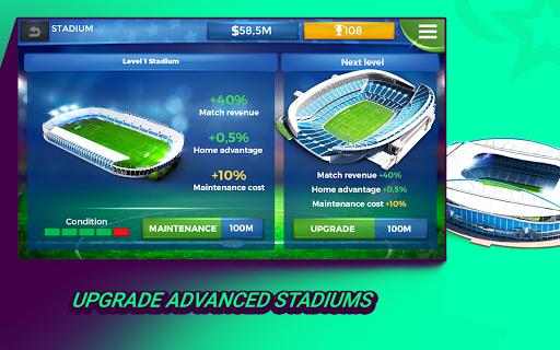 Pro 11 - Football Management Game apktram screenshots 8