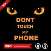 ⛔ Dont Touch My Phone PRO ⛔
